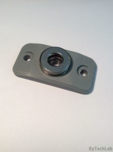 RAPTOR XLS 360 3D printer - Thrust bearing block Z axis