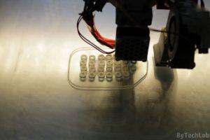 SMD parts organiser - 3D printing parts 3