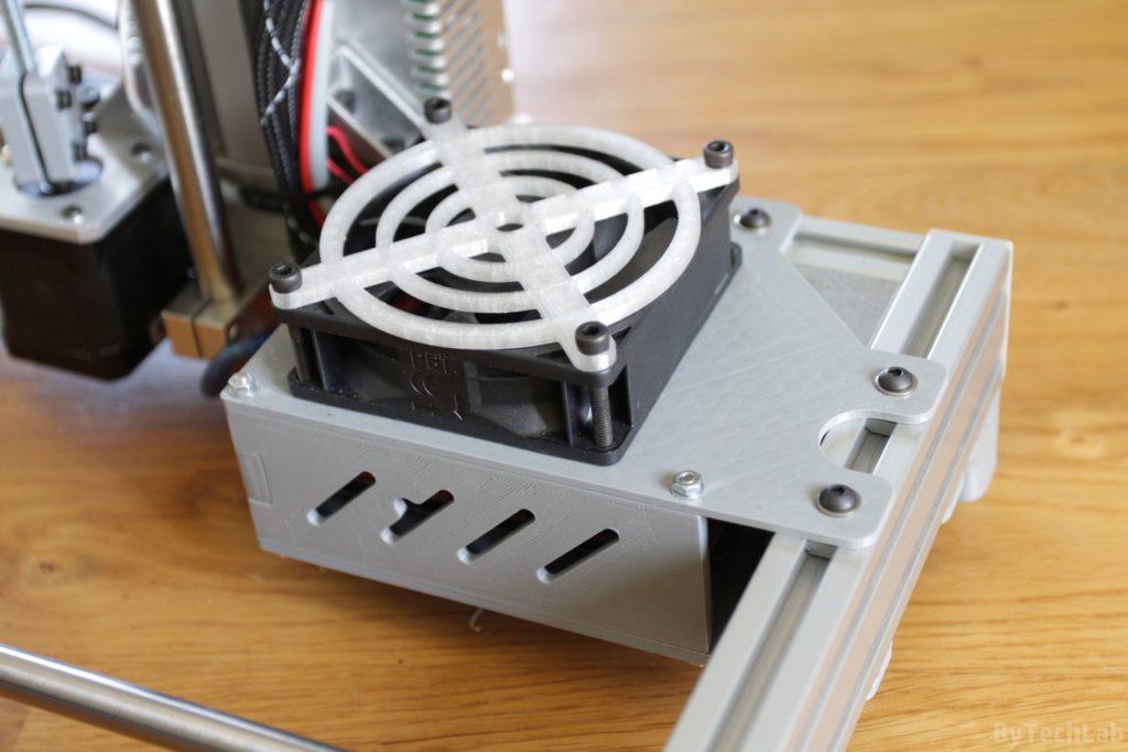 Drukarka 3D T-REX 300 - Obudowa elektroniki