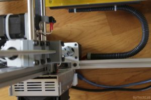 T REX 300 3D printer - Z axis leadscrew