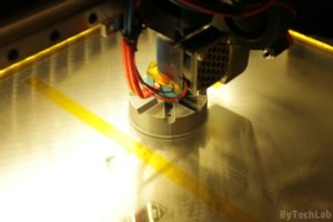 Discone antenna - 3D printing the disc mount part