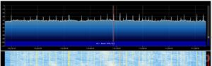 Discone antenna - SDRSharp Air Band spectrum 3