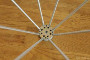 Discone antenna - Bottom disc assembly (cone) 3