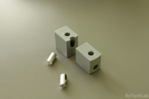 Discone antenna - Parts needed for an drill guide