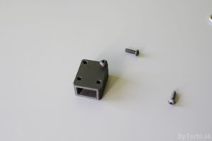 Measurement rail for SMD parts - SMD part detector module 2