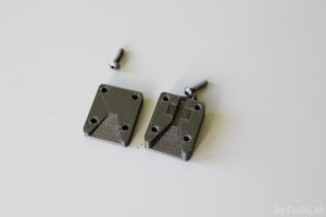 Measurement rail for SMD parts - SMD part detector module 3