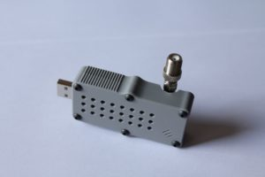 RTL-SDR dongle case - Finished
