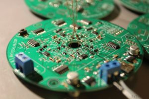 LED Tree - Soldering components on a PCB 5