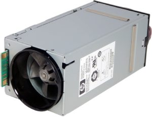 Air filtering unit & pressure suit (COVID-19) - HP BLc7000 Fan